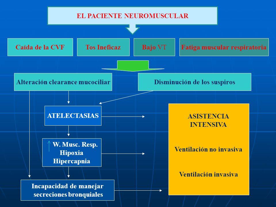 EL PACIENTE NEUROMUSCULAR