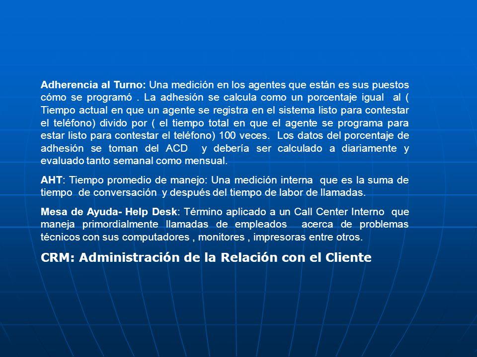 CRM: Administración de la Relación con el Cliente