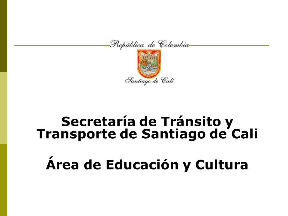 Secretaría de Tránsito y Transporte de Santiago de Cali