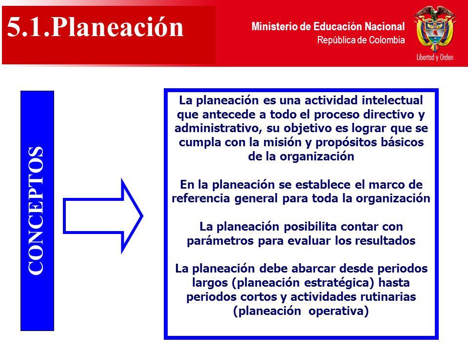 5.1.Planeación
