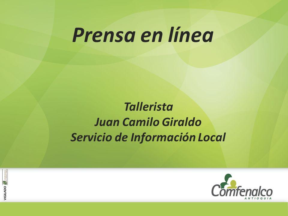 Servicio de Información Local