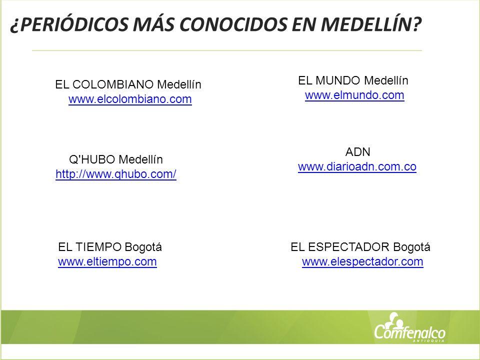 EL COLOMBIANO Medellín