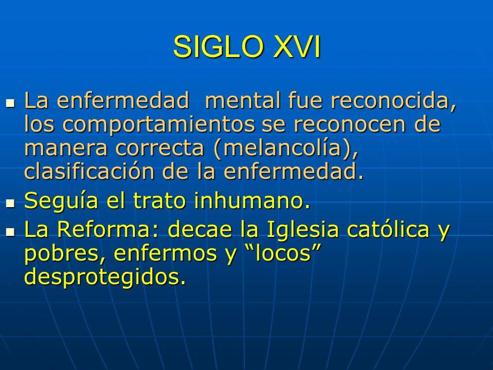 SIGLO XVI