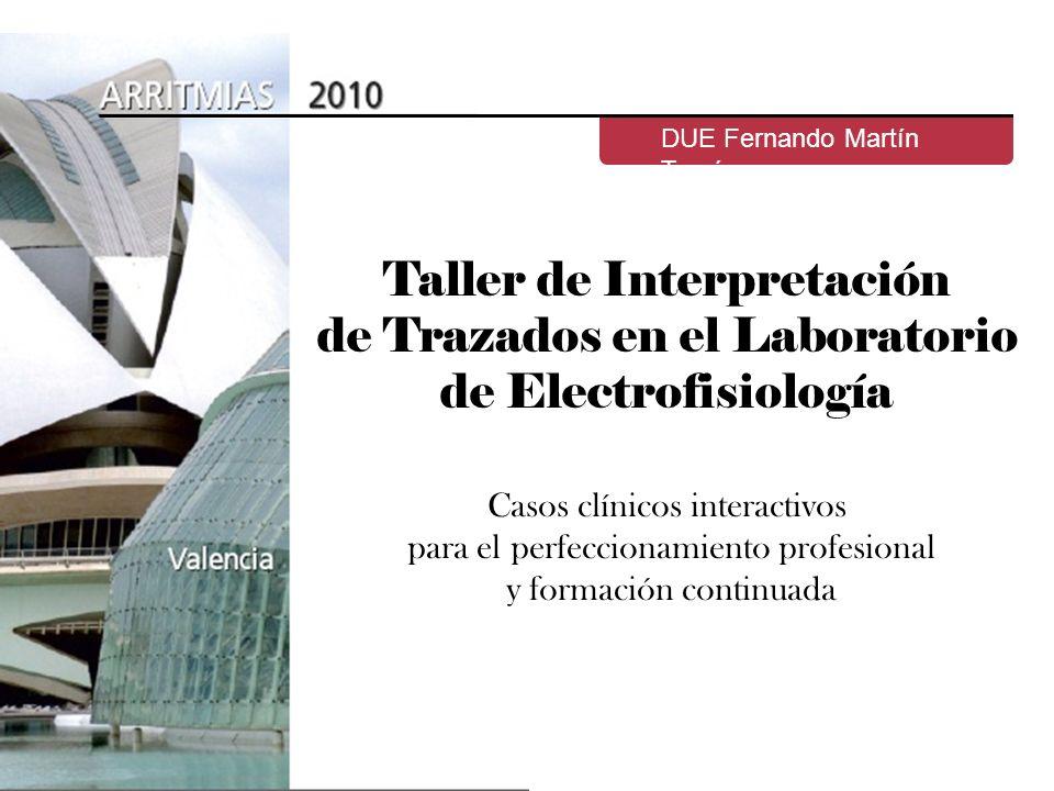 Taller de Interpretación de Trazados en el Laboratorio