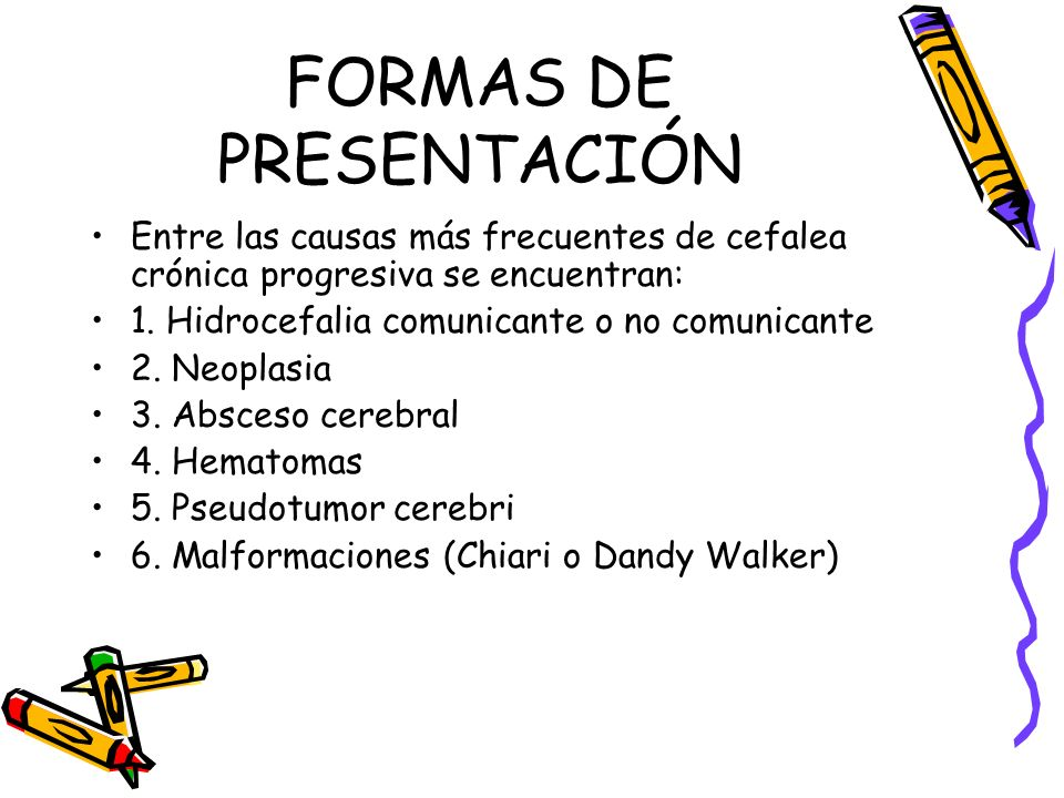 FORMAS DE PRESENTACIÓN