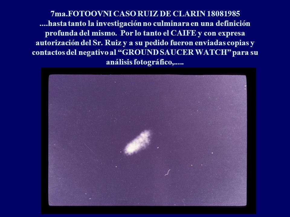 7ma. FOTOOVNI CASO RUIZ DE CLARIN 18081985