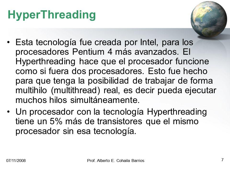 HyperThreading