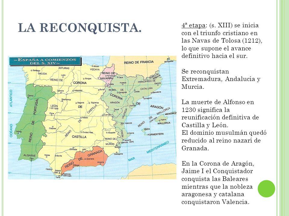 LA RECONQUISTA.