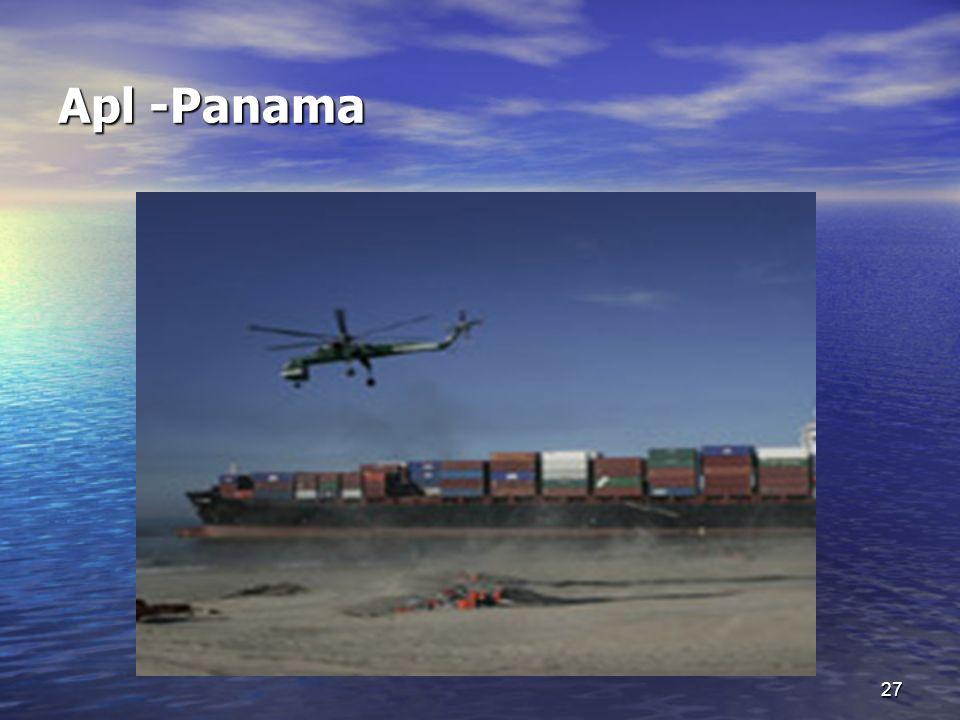 Apl -Panama