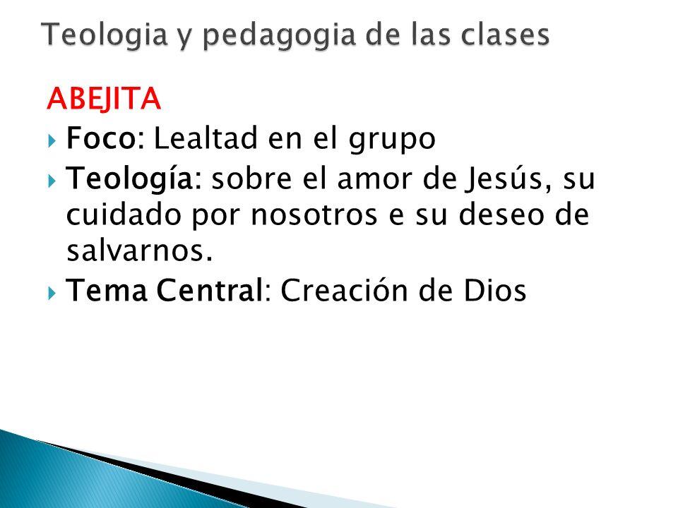 Teologia y pedagogia de las clases