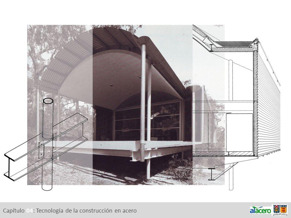 Capítulo 04: Tecnología de la construcción en acero
