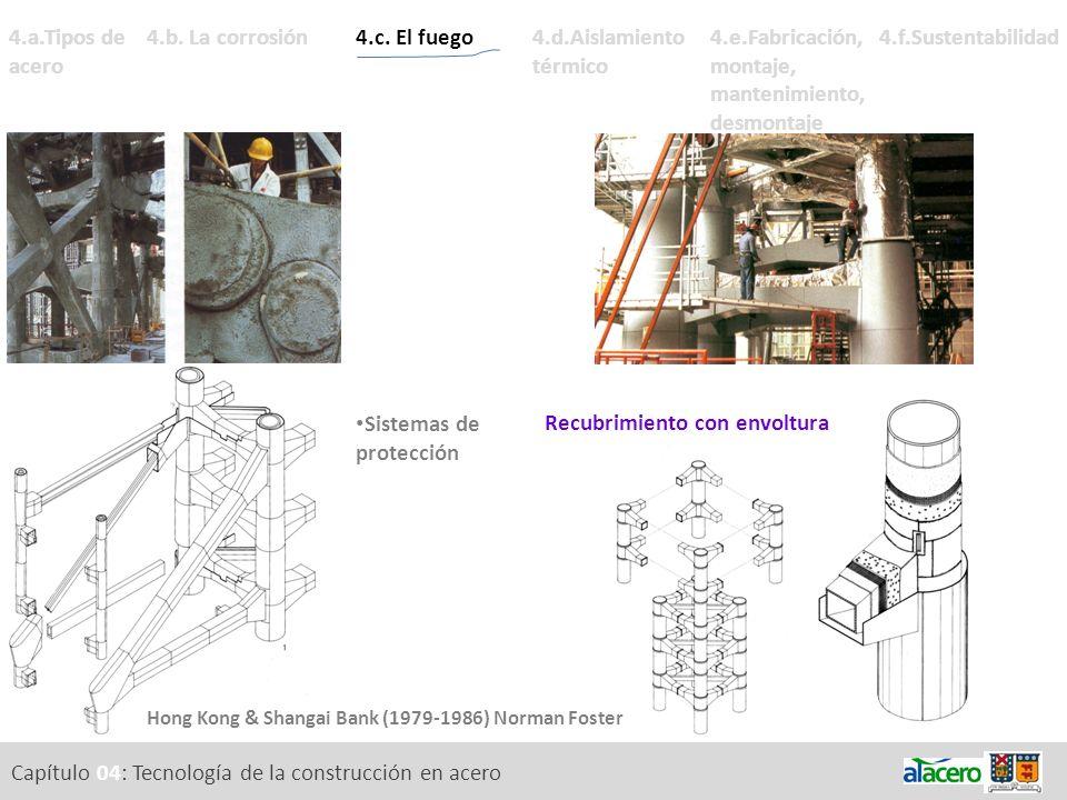 Acción del fuego en el acero. Variables de diseño y constructiva.