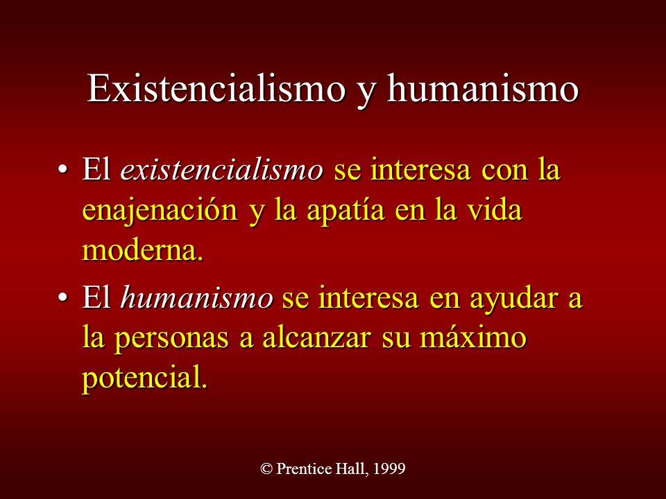 Existencialismo y humanismo