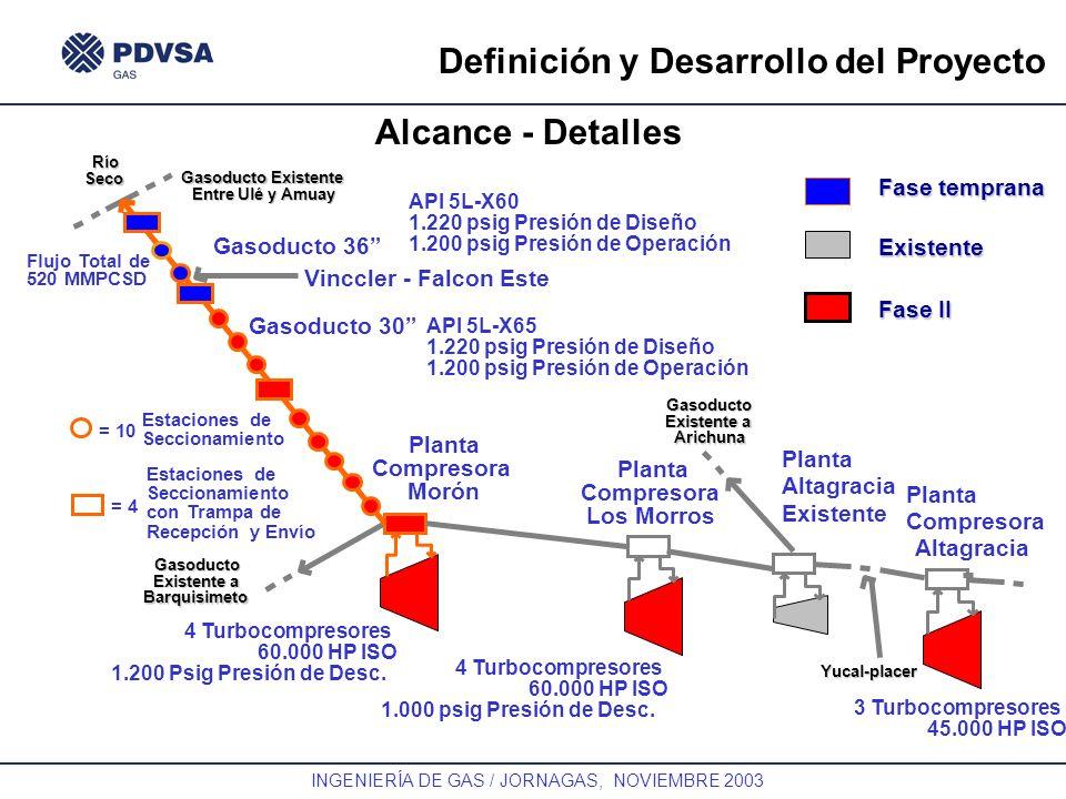 Definición y Desarrollo del Proyecto