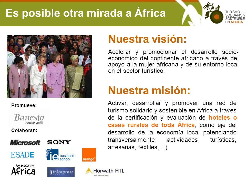 Es posible otra mirada a África