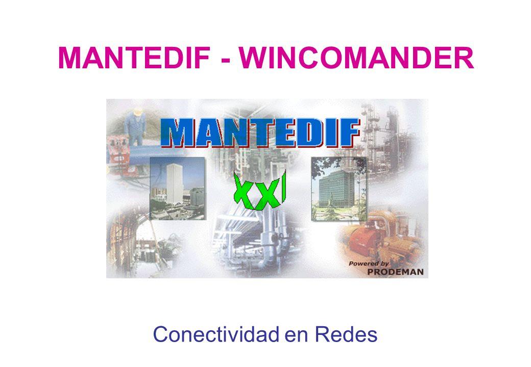 MANTEDIF - WINCOMANDER