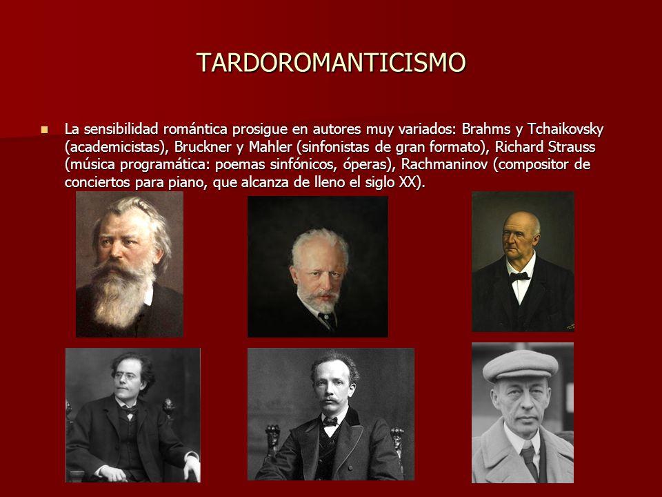 TARDOROMANTICISMO