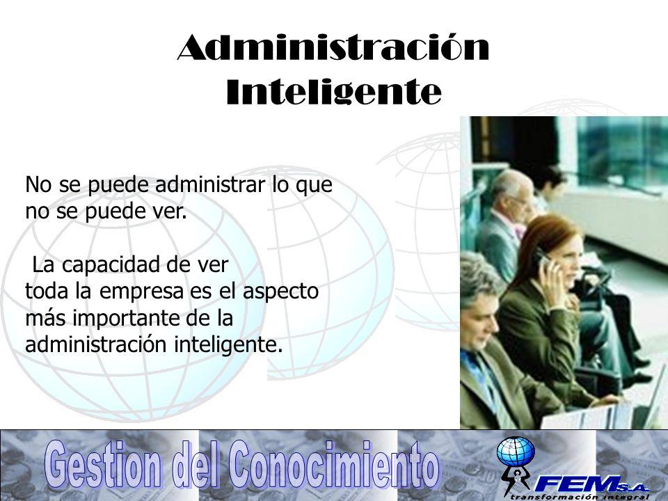 Administración Inteligente