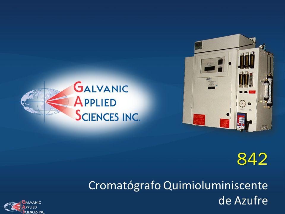 842 Cromatógrafo Quimioluminiscente de Azufre