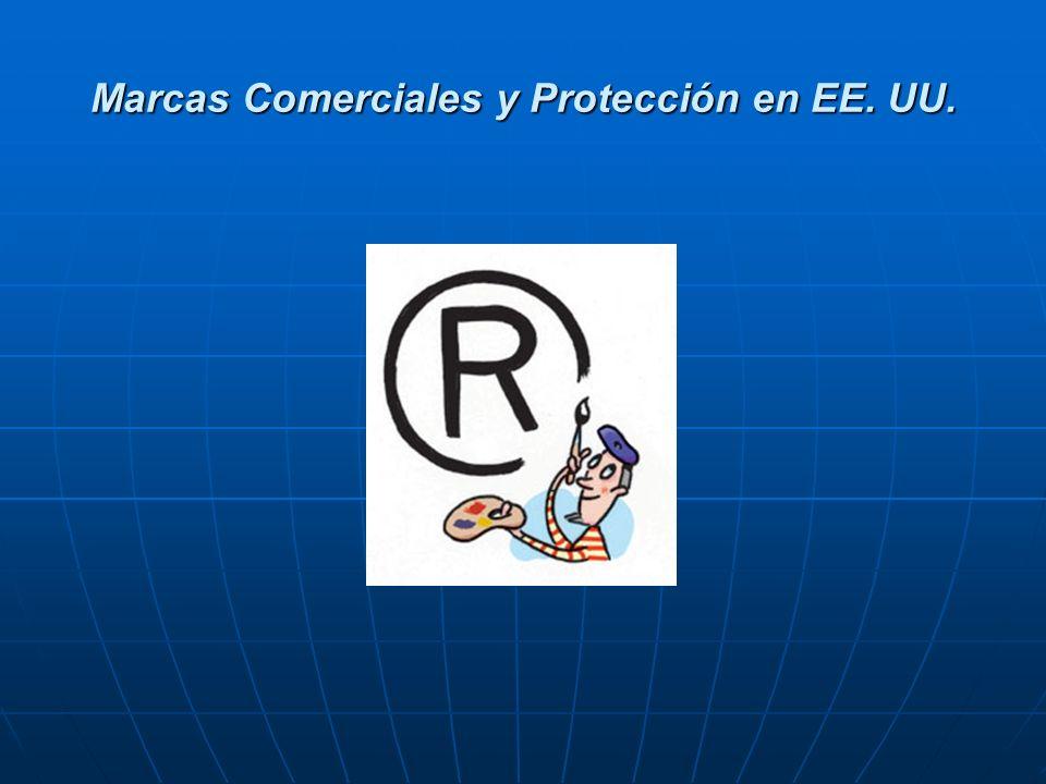 Marcas Comerciales y Protección en EE. UU.