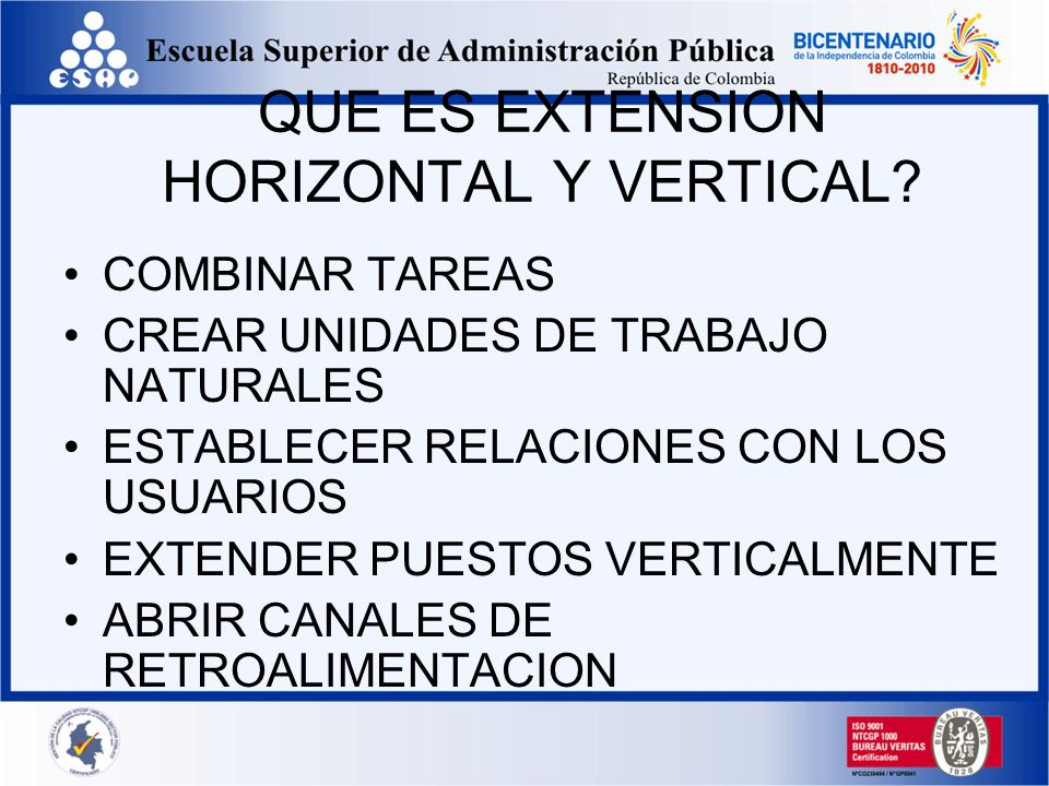 QUE ES EXTENSION HORIZONTAL Y VERTICAL