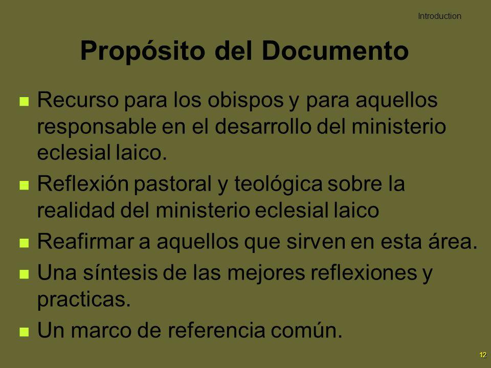 Propósito del Documento