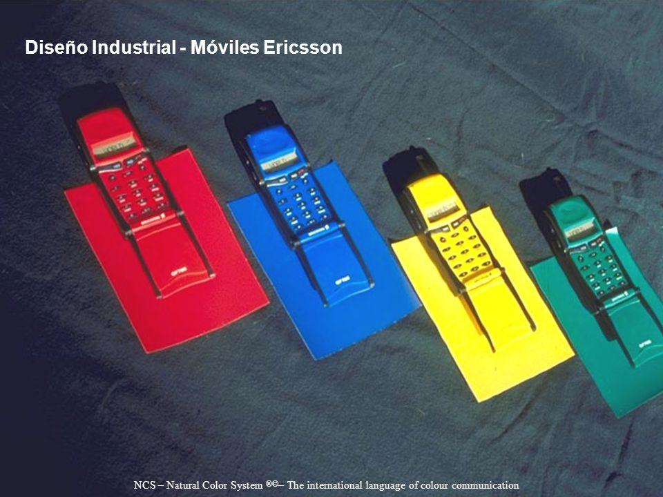 Ericsson mobiles Diseño Industrial - Móviles Ericsson