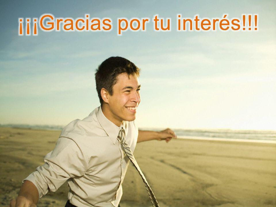 ¡¡¡Gracias por tu interés!!!