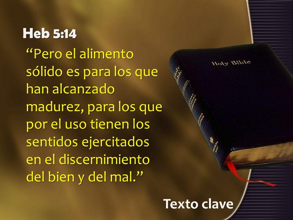 Heb 5:14