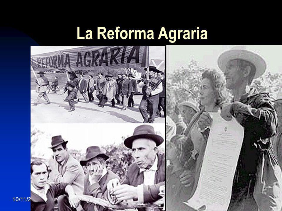 La Reforma Agraria 23/03/2017