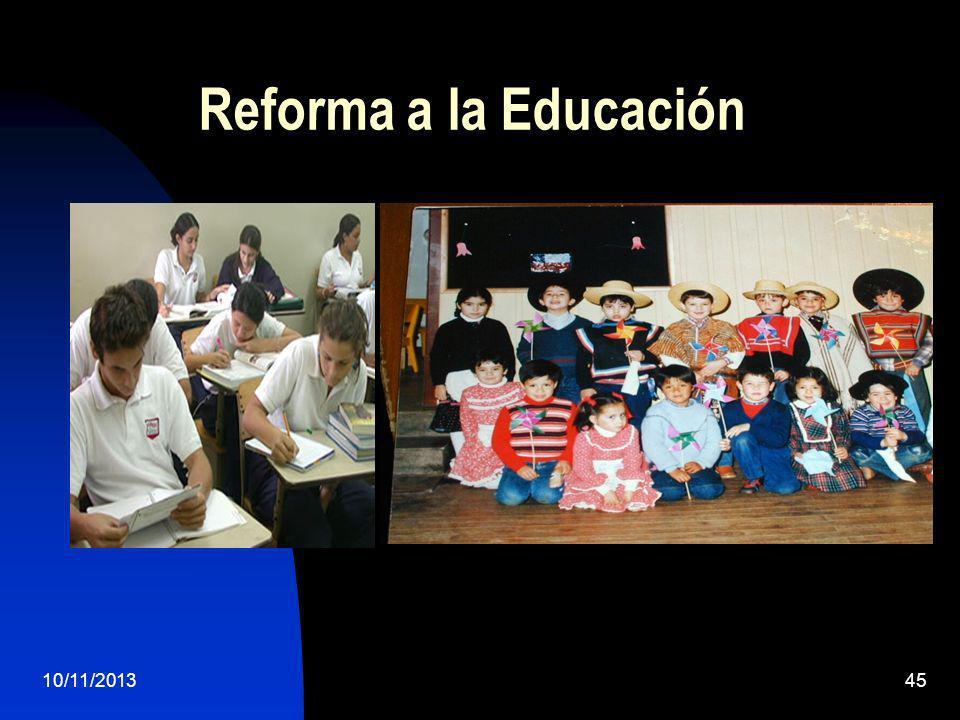 Reforma a la Educación 23/03/2017