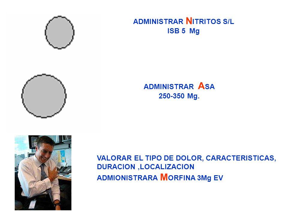 ADMINISTRAR NITRITOS S/L