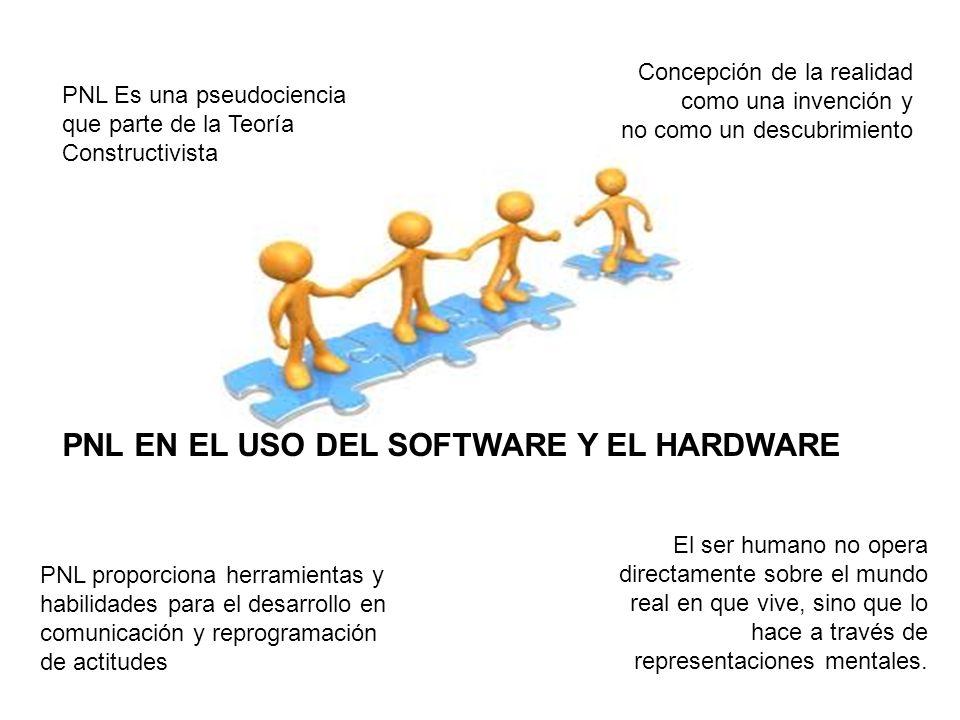 PNL EN EL USO DEL SOFTWARE Y EL HARDWARE