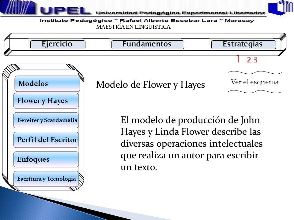 Modelo de Flower y Hayes