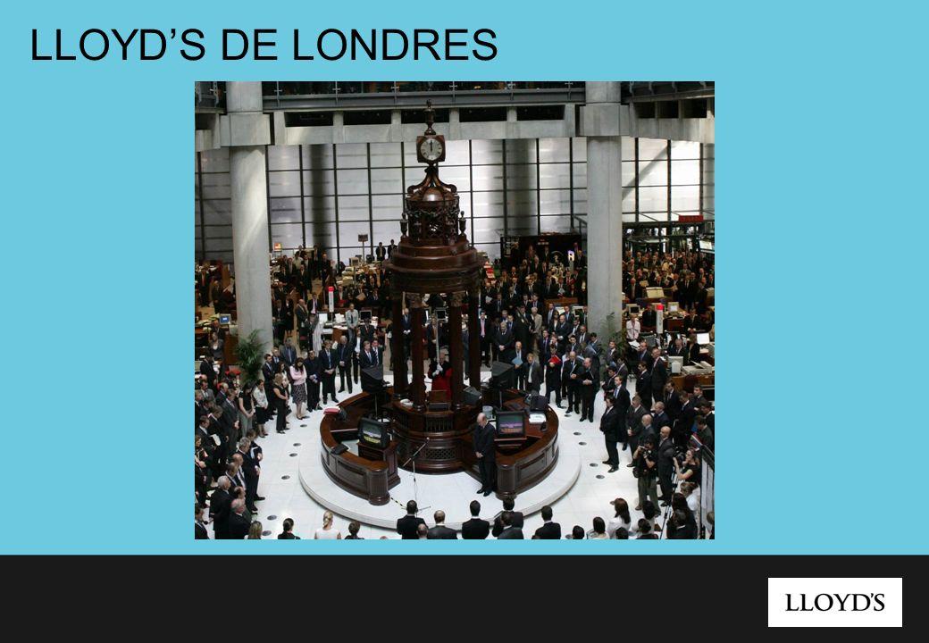 LLOYD'S DE LONDRES