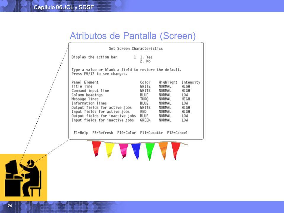 Atributos de Pantalla (Screen)