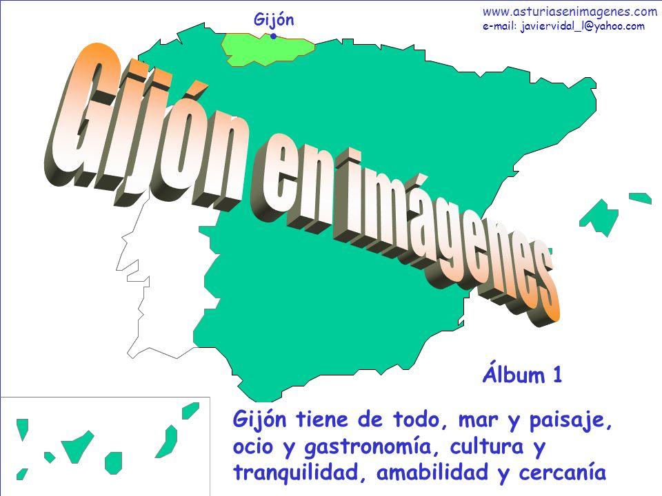 Gijón en imágenes Álbum 1