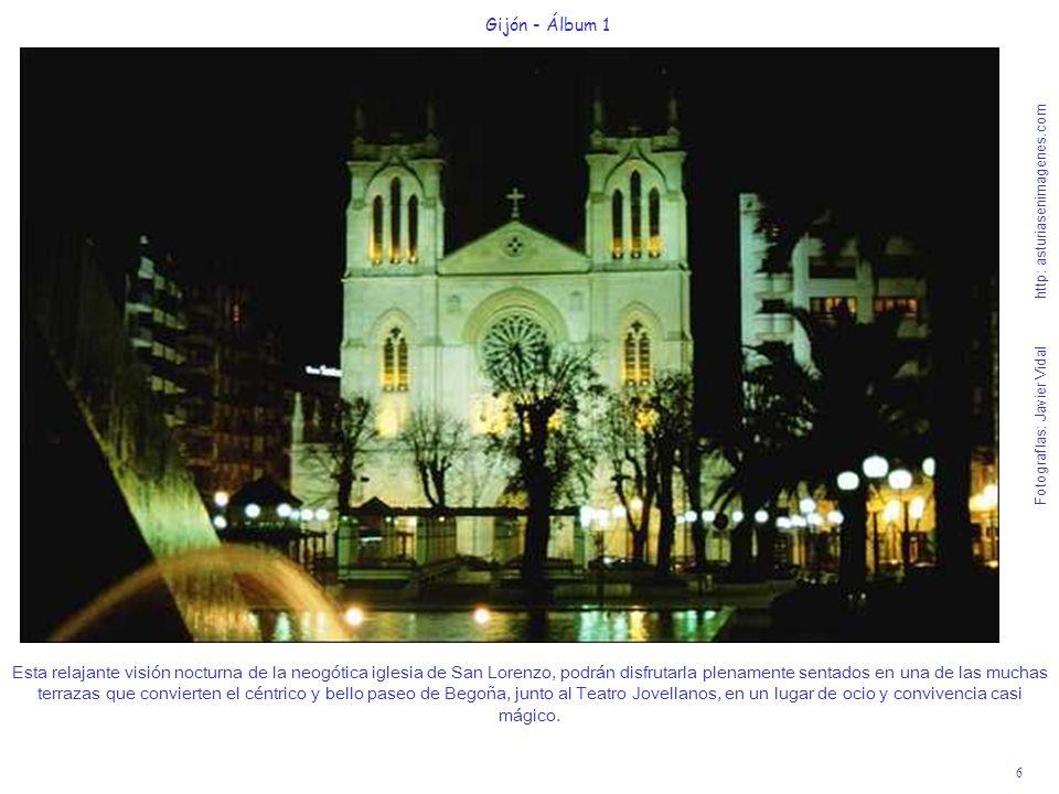 Gijón - Álbum 1