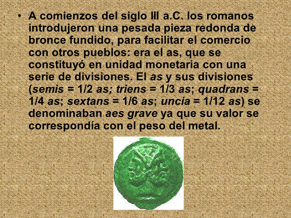 A comienzos del siglo III a. C