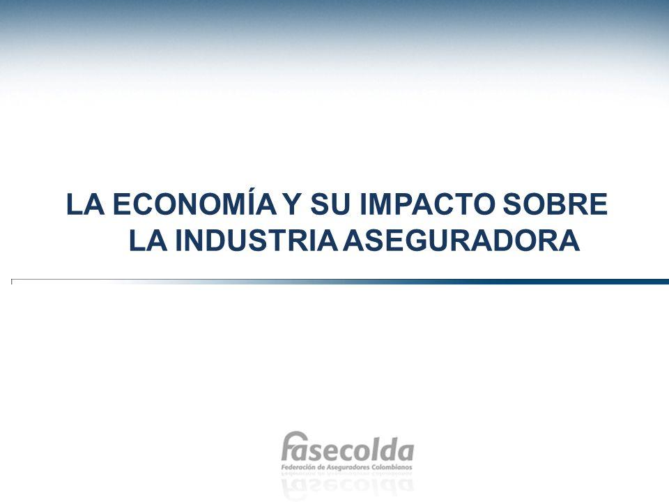 La economía y su impacto sobre la industria aseguradora