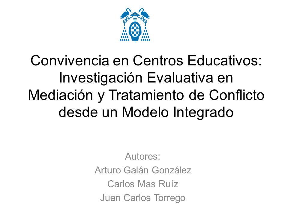 Autores: Arturo Galán González Carlos Mas Ruíz Juan Carlos Torrego