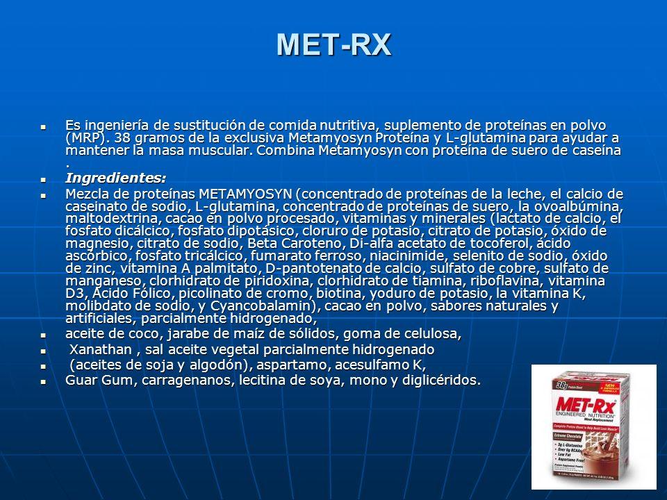 MET-RX
