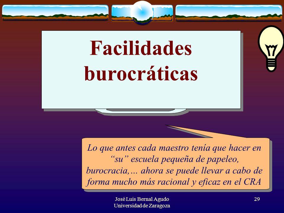 Facilidades burocráticas