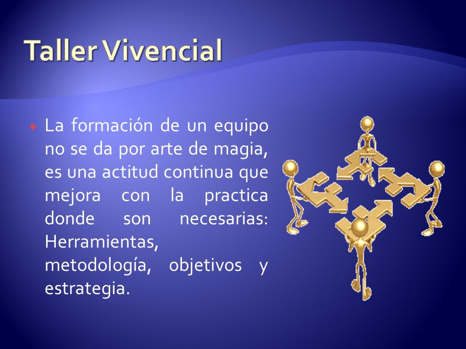 Taller Vivencial