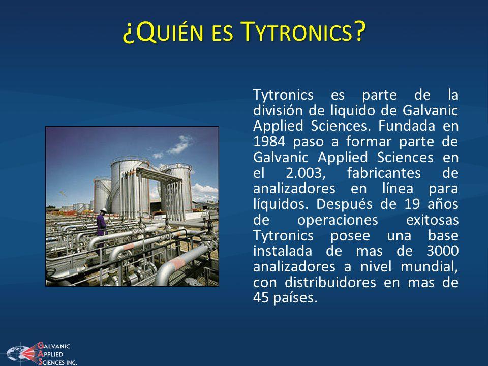 ¿Quién es Tytronics