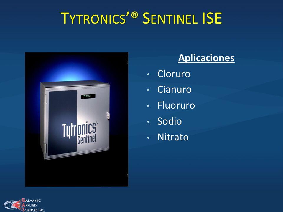 Tytronics'® Sentinel ISE