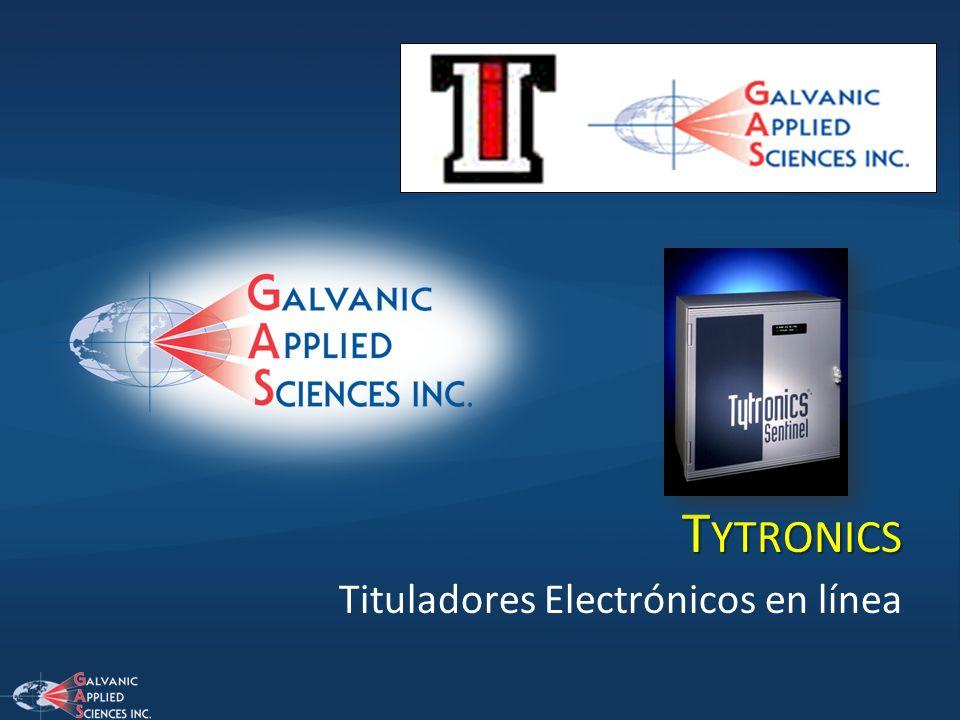 Tytronics Tituladores Electrónicos en línea