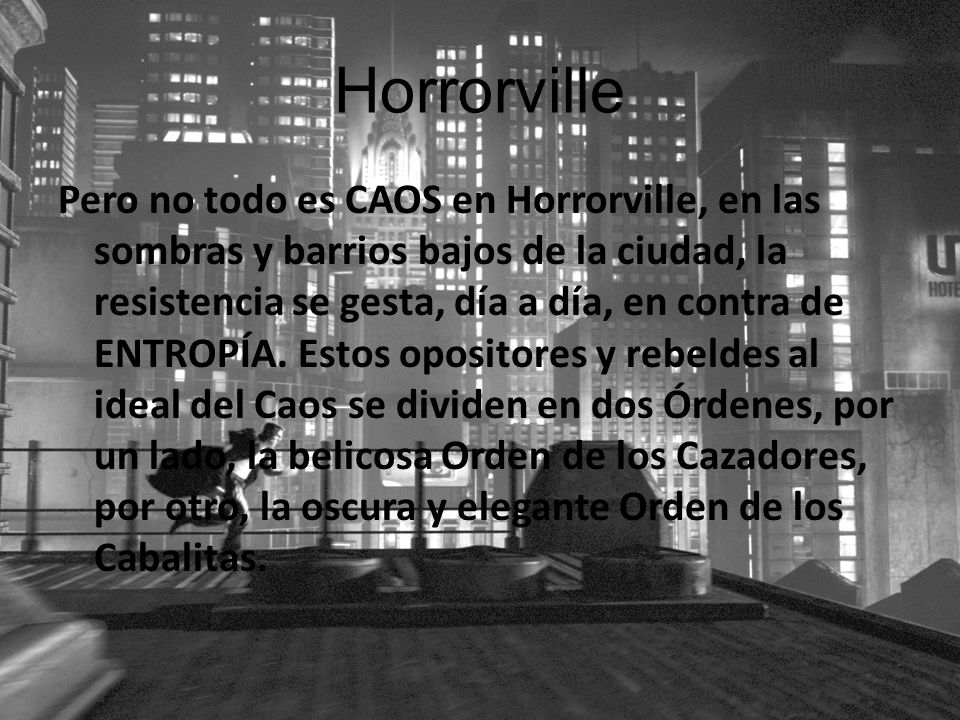 Horrorville