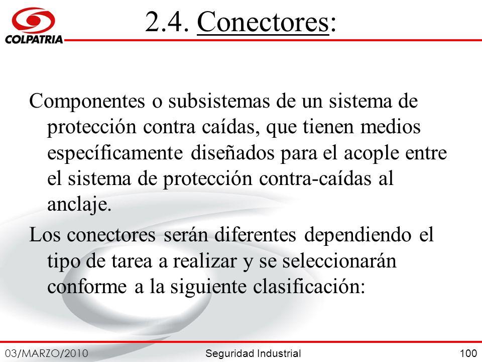 2.4. Conectores: