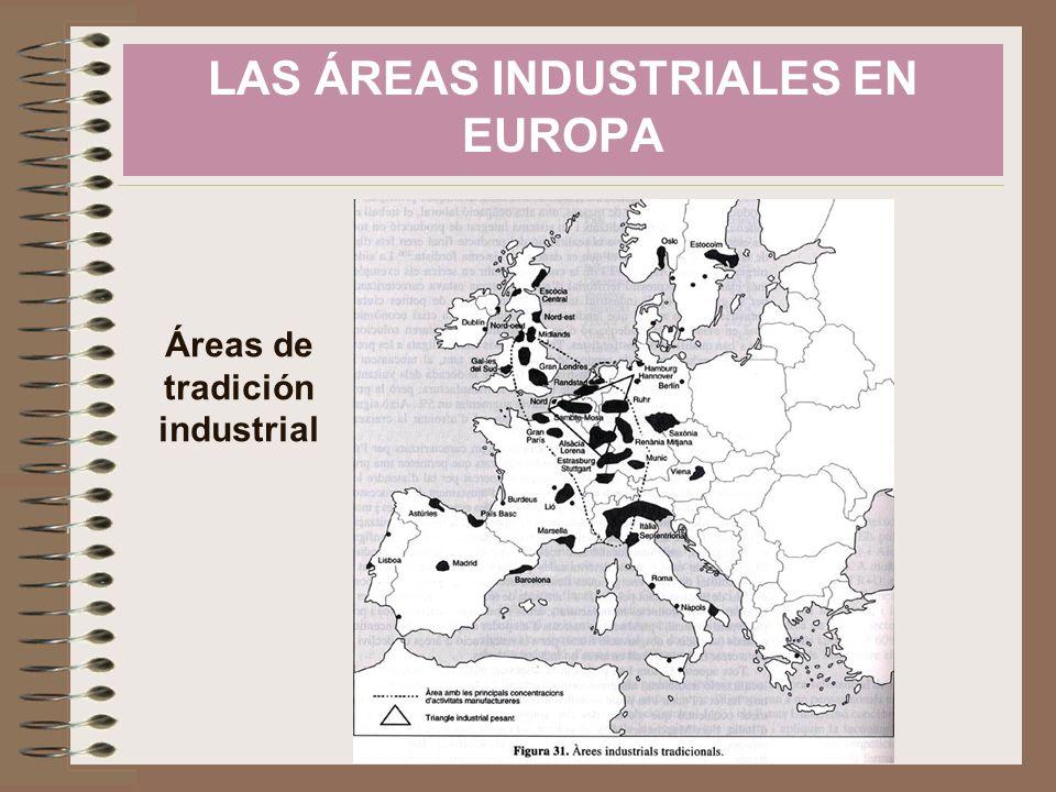 Áreas de tradición industrial